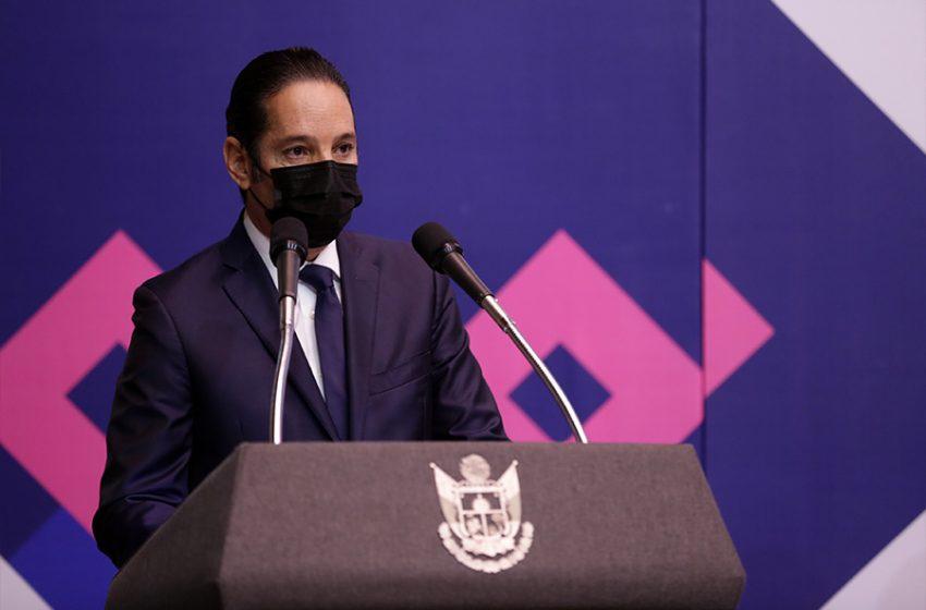 Francisco Domínguez, el gobernador con más aprobación en el país, revela encuesta