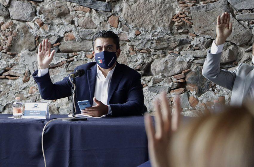 Roberto Sosa es el tercer alcalde con mayor aprobación en el país, revela encuesta
