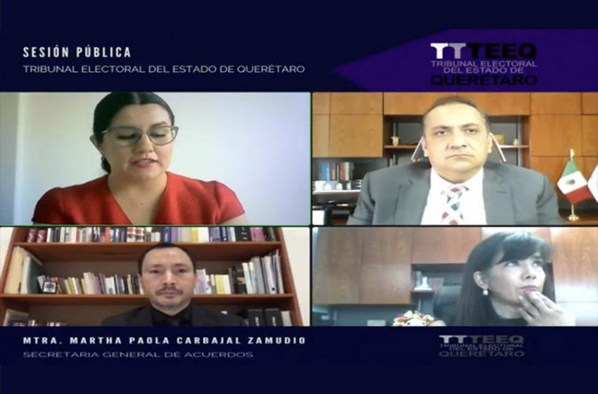 TEEQ exonera a servidores de Colón por presunta promoción personalizada
