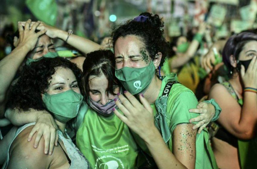 Ya es legal el aborto en Argentina
