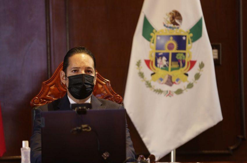 Pide Pancho Domínguez evitar festejos el próximo 2 y 14 de febrero