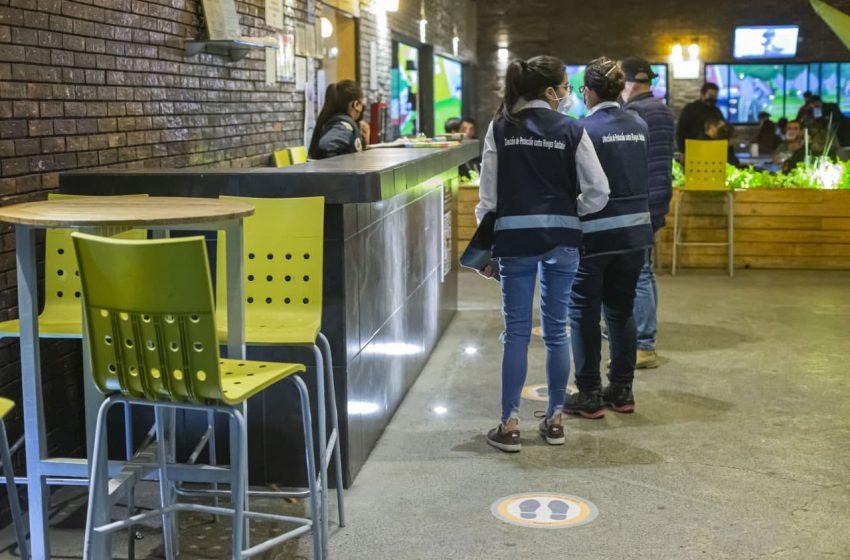 Registran restaurantes 15% menos ventas con nuevas restricciones sanitarias