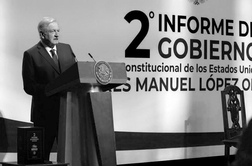 PAN y PRI en Querétaro rechazan informe de AMLO