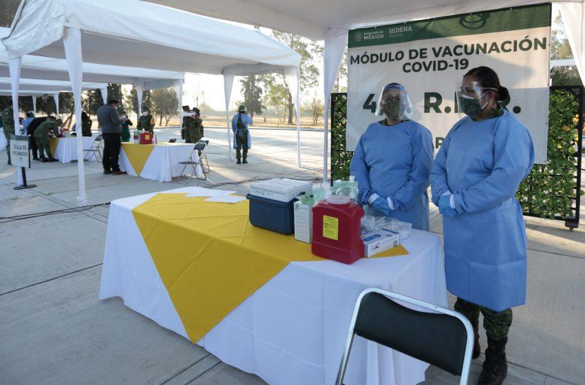 Personal del Hospital General comenzará su vacunación este miércoles