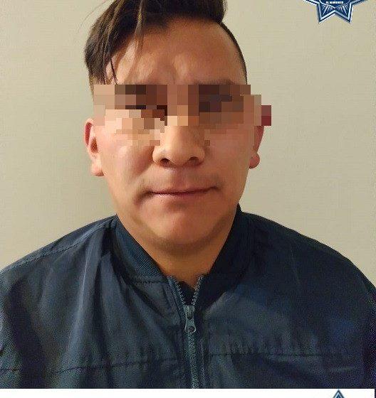 Detienen a sujeto por robar casa en La Pradera