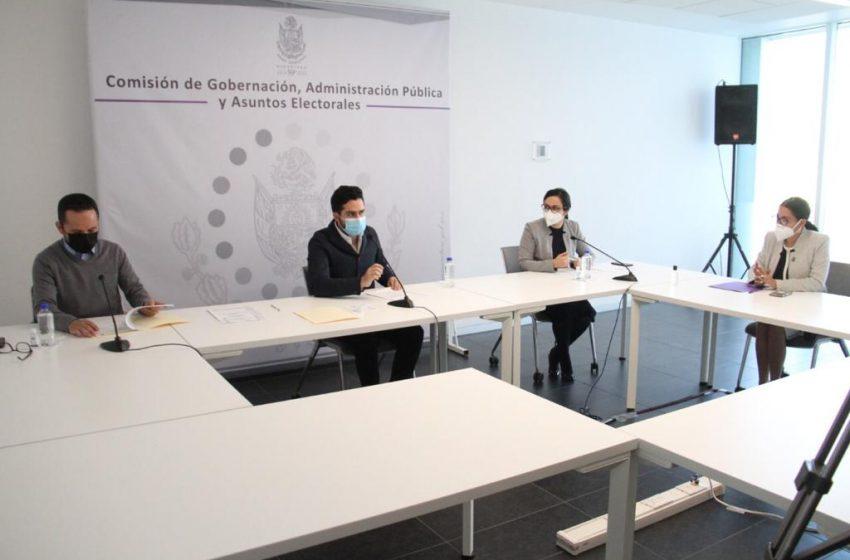 Legislatura local aprueba en comisión exhorto para evitar desaparición del INAI