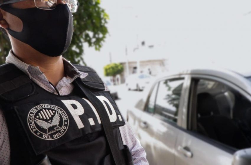 Detienen a sujeto que asesinó a balazos a conocido en Menchaca I