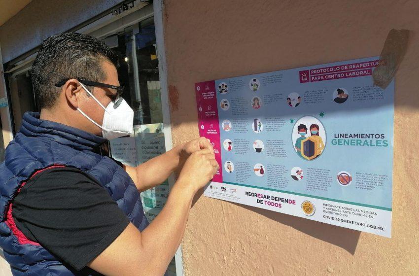 Para promover uso de cubrebocas, organizarán 10a. jornada de limpieza en el Centro Histórico