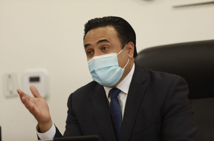 Llama Luis Nava a actuar con firmeza y responsabilidad ante la COVID-19
