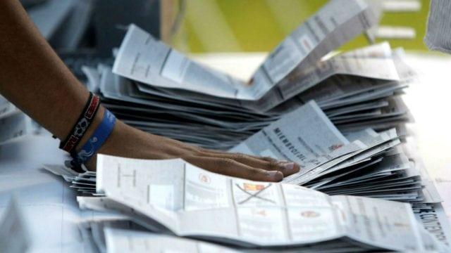 Las encuestas: el principio del fin