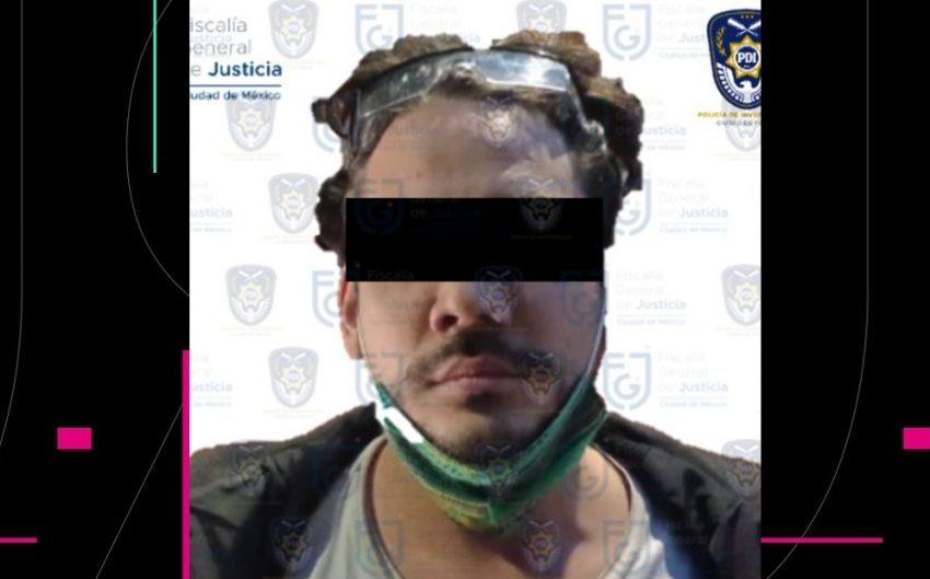 """Detienen al youtuber """"Rix"""" por abuso sexual contra Nath Campos"""