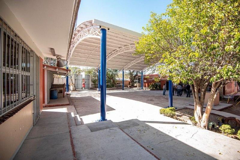 Arcotecho beneficiará a 256 estudiantes de preescolar en comunidad de El Marqués