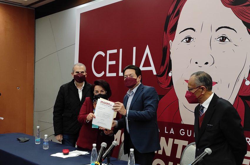 Adversarios de Celia Maya están preocupados: Mario Delgado