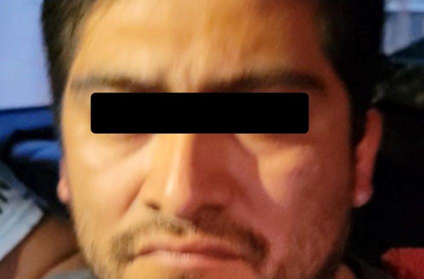 Se entrega presunto agresor de Mariana Sánchez; niega acusaciones