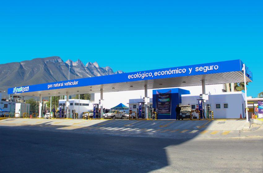 Garantizado gas natural para transporte público de la zona metropolitana: IQT