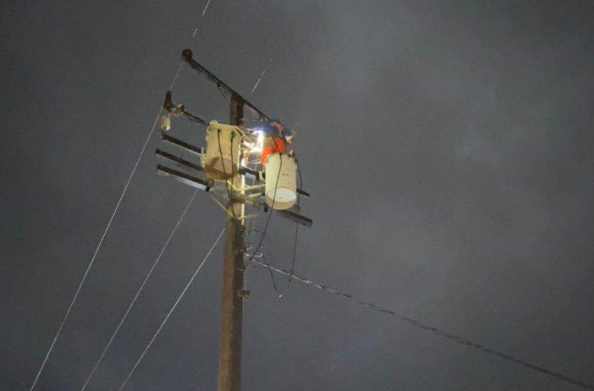 Servicios de salud y seguridad continuarán ante cortes de electricidad: FDS