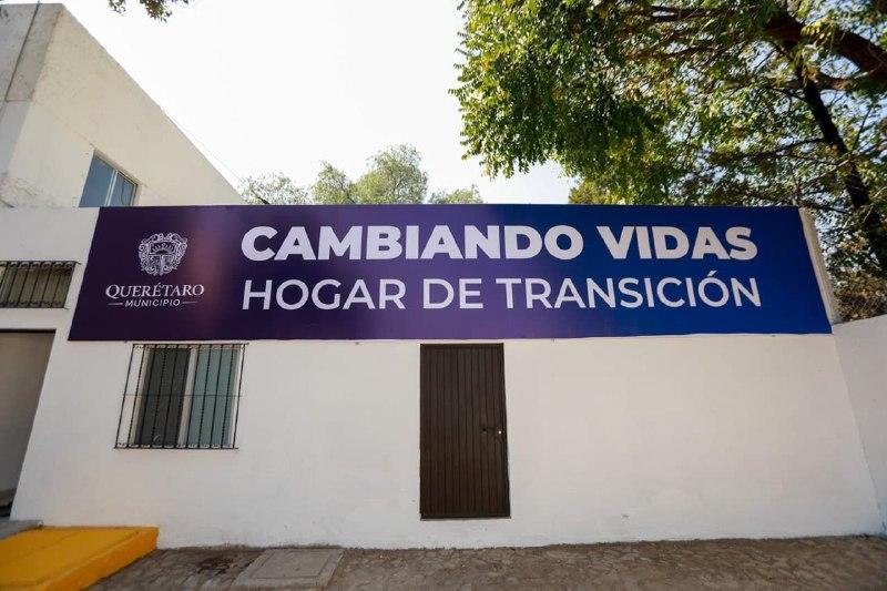 """Hogar de Transición """"Cambiando vidas"""" logra reinserción exitosa de 27 personas"""