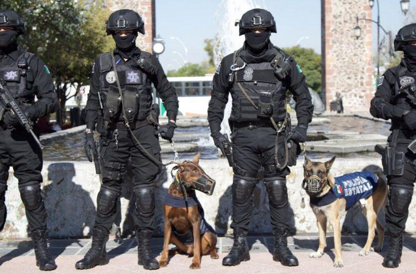 Hay 10 policías estatales contagiados de COVID-19: SSC