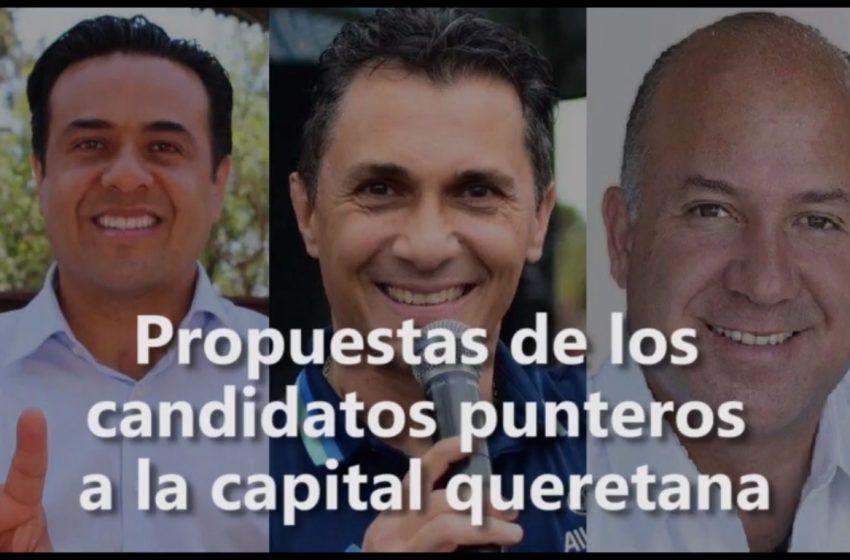 Propuestas a 10 días de arrancar las campañas por la Presidencia Municipal