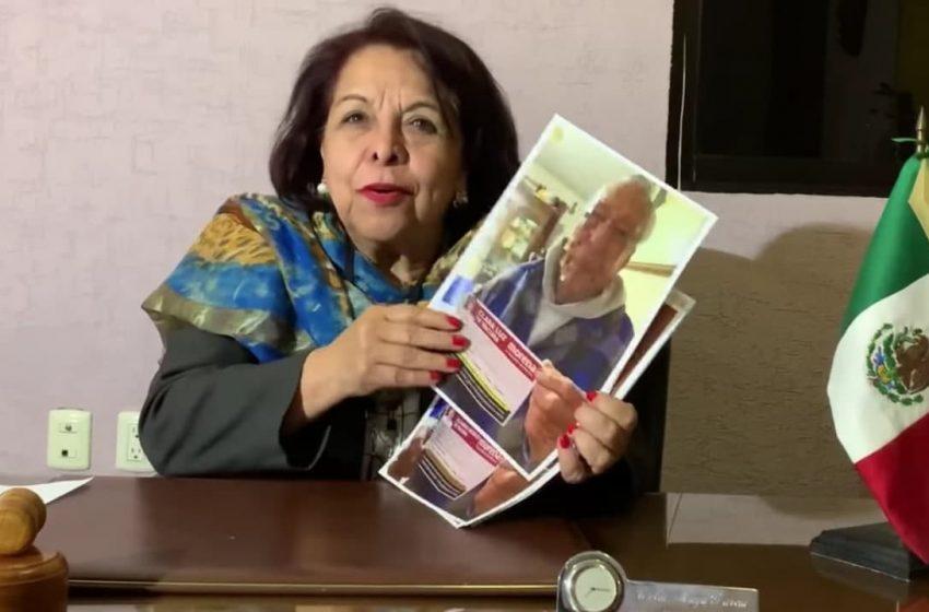 """Denuncia Celia Maya guerra sucia en su contra """"orquestada por el PRIAN"""""""