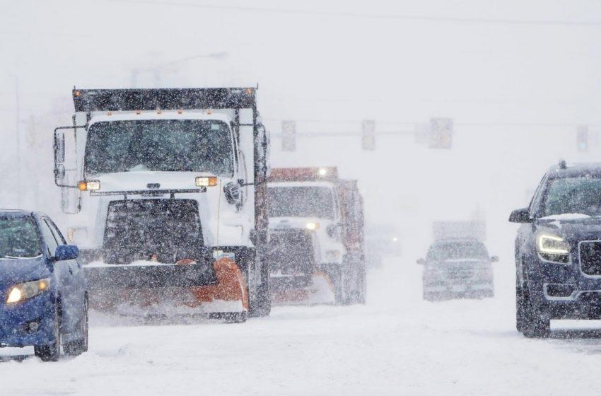 Cómo una tormenta de nieve en EU interrumpió el flujo de energía eléctrica en México