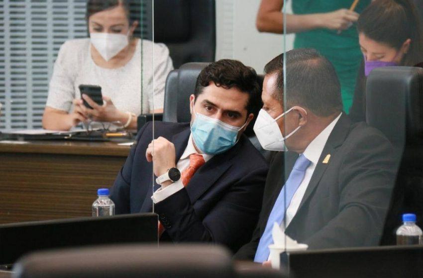 Diputados del PAN Querétaro, a favor de eliminar partida secreta del PEF