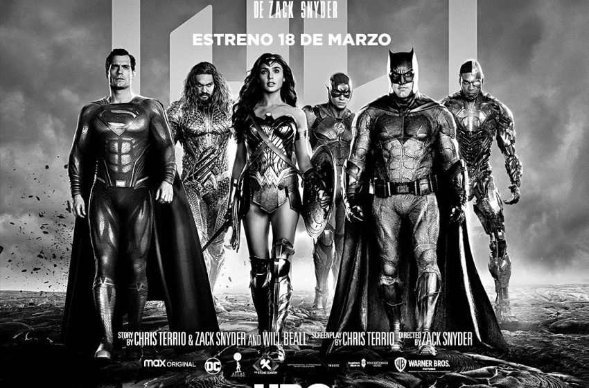 La Liga de la Justicia de Zack Snyder, ¿vale la pena?