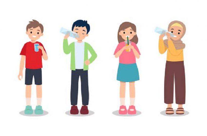 Seseq recomienda tomar agua para evitar deshidratación