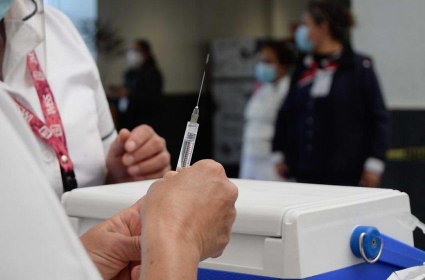 """""""No estaremos seguros hasta estar todos vacunados"""", insiste Vocería Organizacional de Querétaro"""