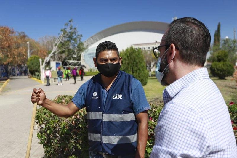 Programa de Ocupación Temporal beneficia a 1,200 personas en Querétaro