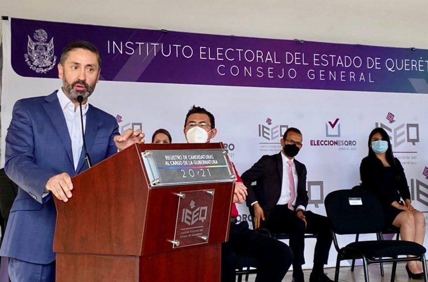 """""""… Hasta la madre de los políticos"""": Miguel Nava"""