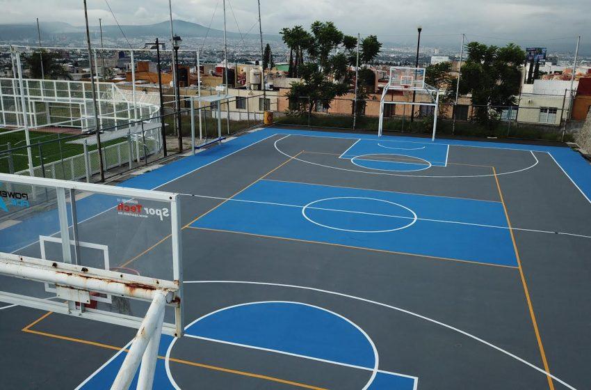 Gobierno de Querétaro entregó 62 nuevos espacios deportivos en 2020