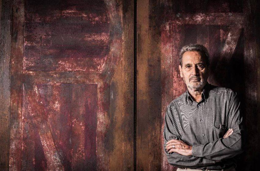Muere el pintor Vicente Rojo