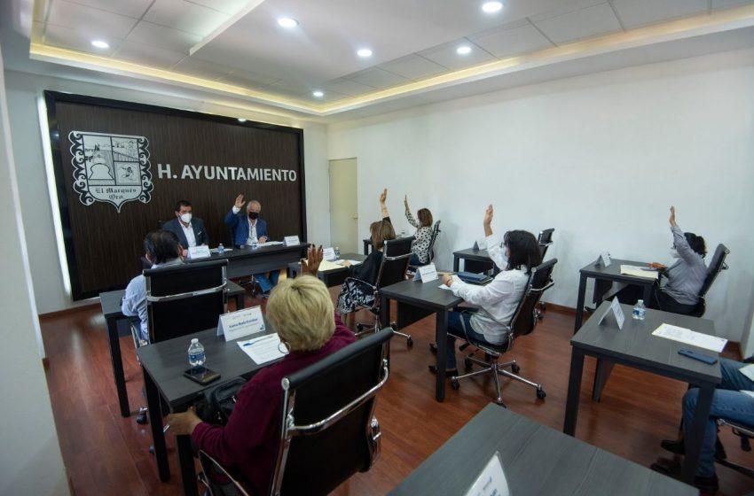 Ayuntamiento de El Marqués apoyará con 200 mil pesos producción de vacunas de la UAQ