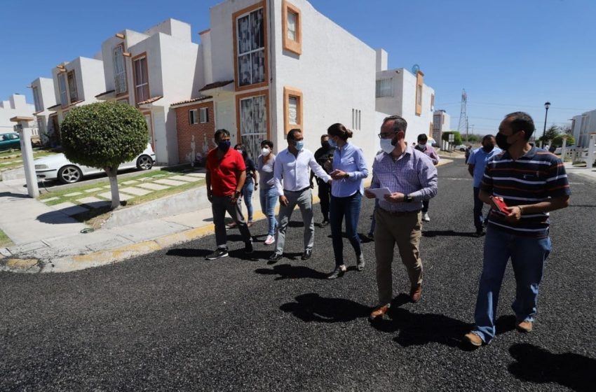 Van 457 condominios dignificados en el municipio de Querétaro