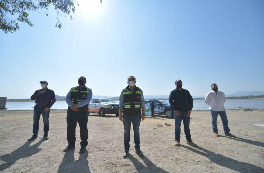 Arranca operativo en presas y bordos en Corregidora por vacaciones de Semana Santa