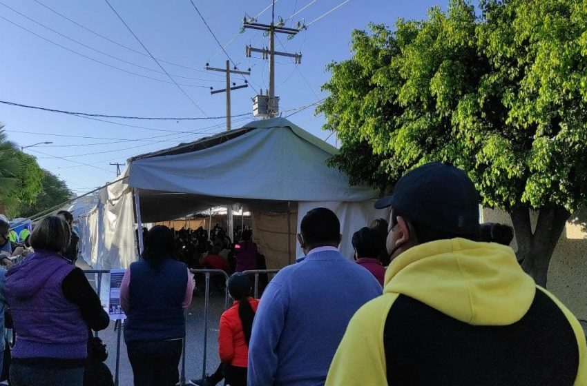 Arranca jornada de vacunación contra COVID-19 en Corregidora