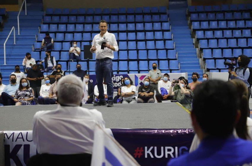 """Con """"Clínica en tu casa"""" Mauricio Kuri propone mejorar el servicio de salud en la entidad"""