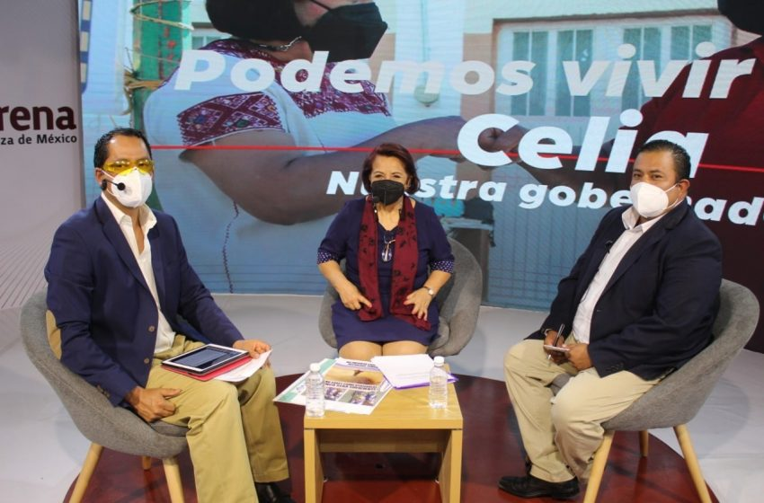 Celia Maya apuesta por la investigación científica y tecnológica