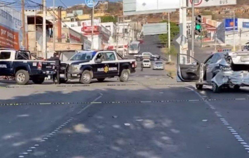 Fatal accidente deja una mujer fallecida y tres lesionados en Av. Belén