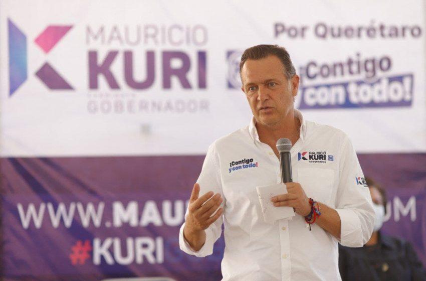 Motor de Querétaro son las mujeres: Kuri