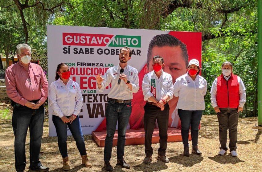San Juan del Río necesita un alcalde que enfrente la delincuencia, asegura Paul Ospital