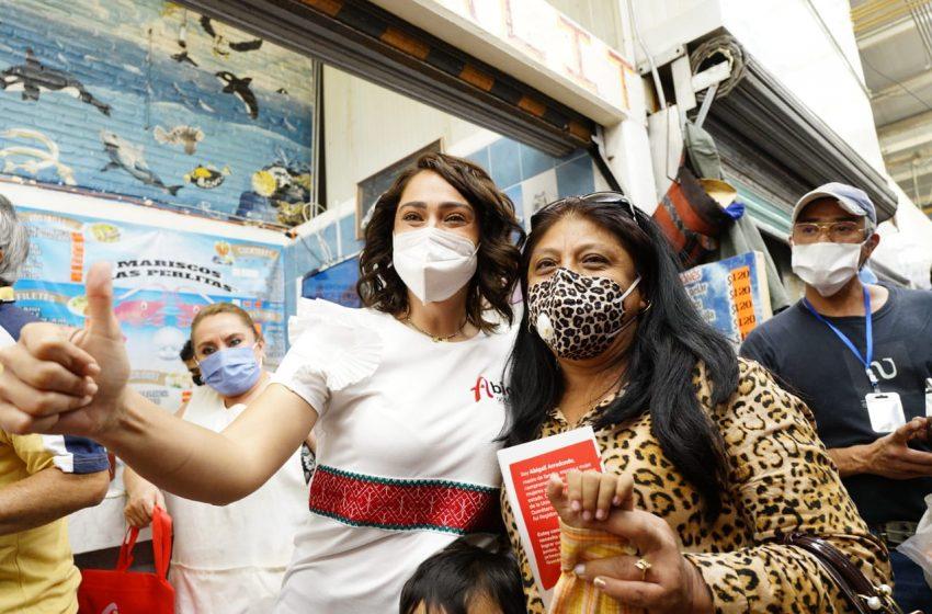 Delincuencia organizada opera en Querétaro, sostiene Abigaíl Arredondo
