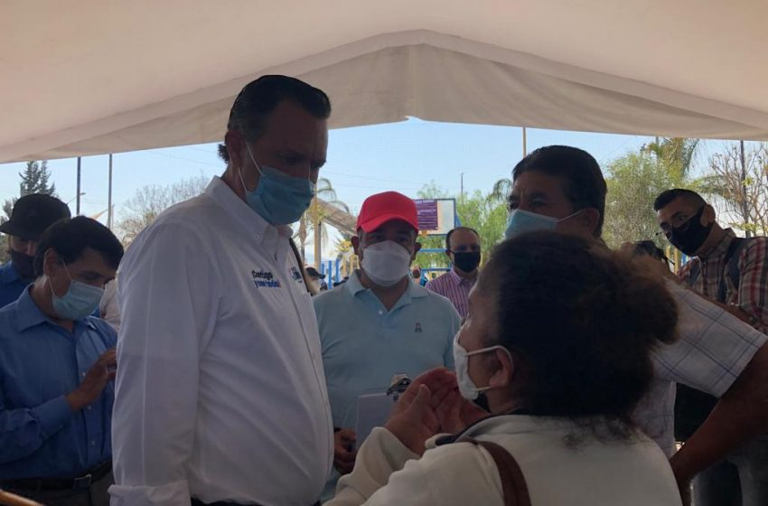 Habitantes de la colonia Pirámides, El Pueblito, denuncian falta de agua y fallas en transporte público