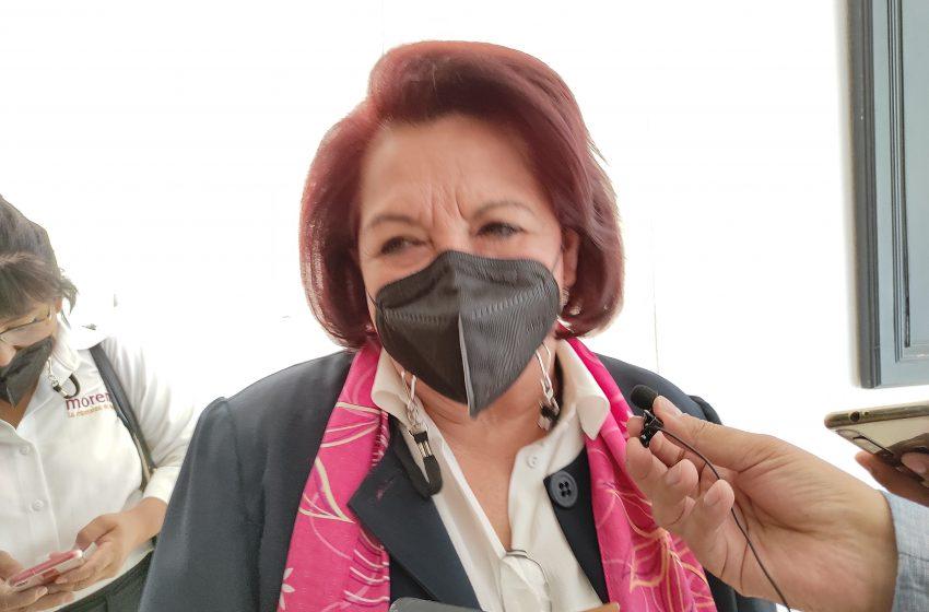 Candidatas de Morena en SJR y Cadereyta están preparadas para contender, dice Celia Maya
