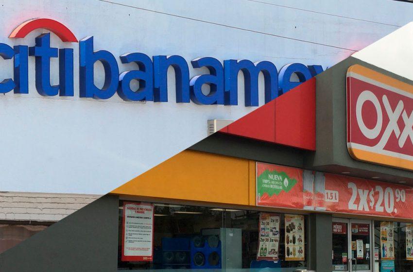 Citibanamex se despide de los Oxxos y podría convertirse en tendencia en otros bancos