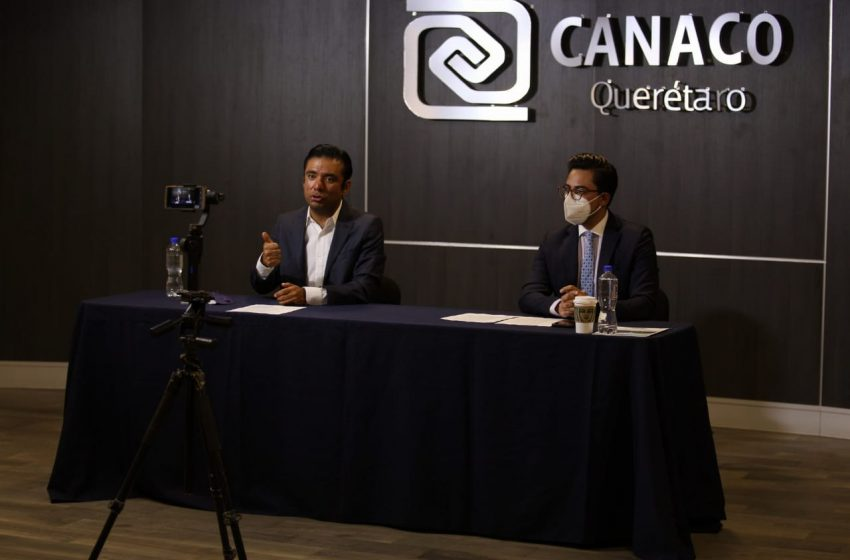 Habrá avance en reactivación económica con vuelta a clases, dice Canaco Querétaro