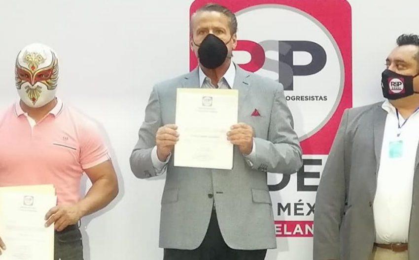 Buscará Redes Sociales Progresistas quitar registro a Alfredo Adame