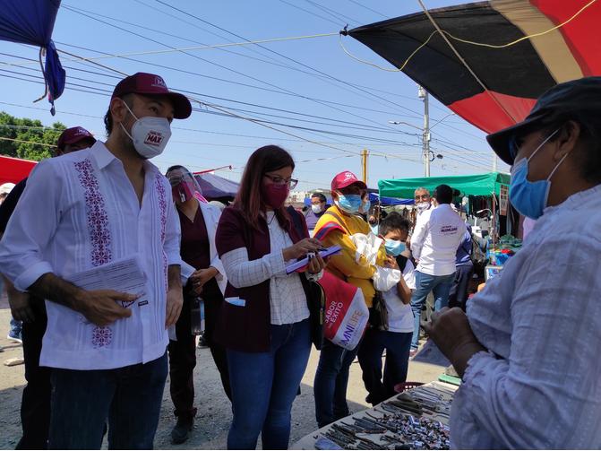 """Lamenta Arturo Maximiliano """"guerra sucia"""" en contexto electoral"""