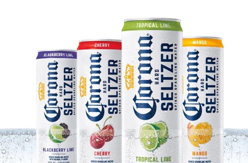 Hard Seltzer: las bebidas populares bajas en calorías y libres de gluten